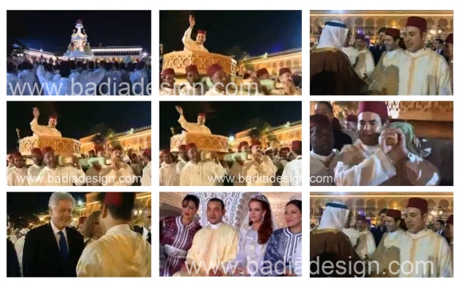 Moroccan Royal Wedding