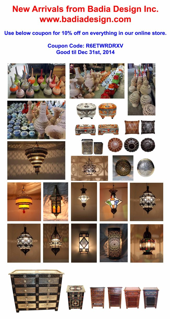 Moroccan Themed Party Holiday Discount