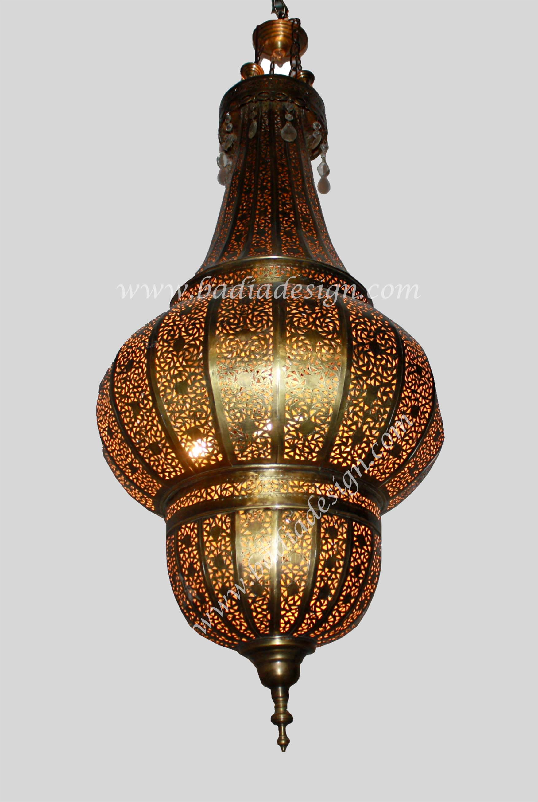 Moroccan hand punched chandelier moroccan themed party rentals - Moorish chandelier ...
