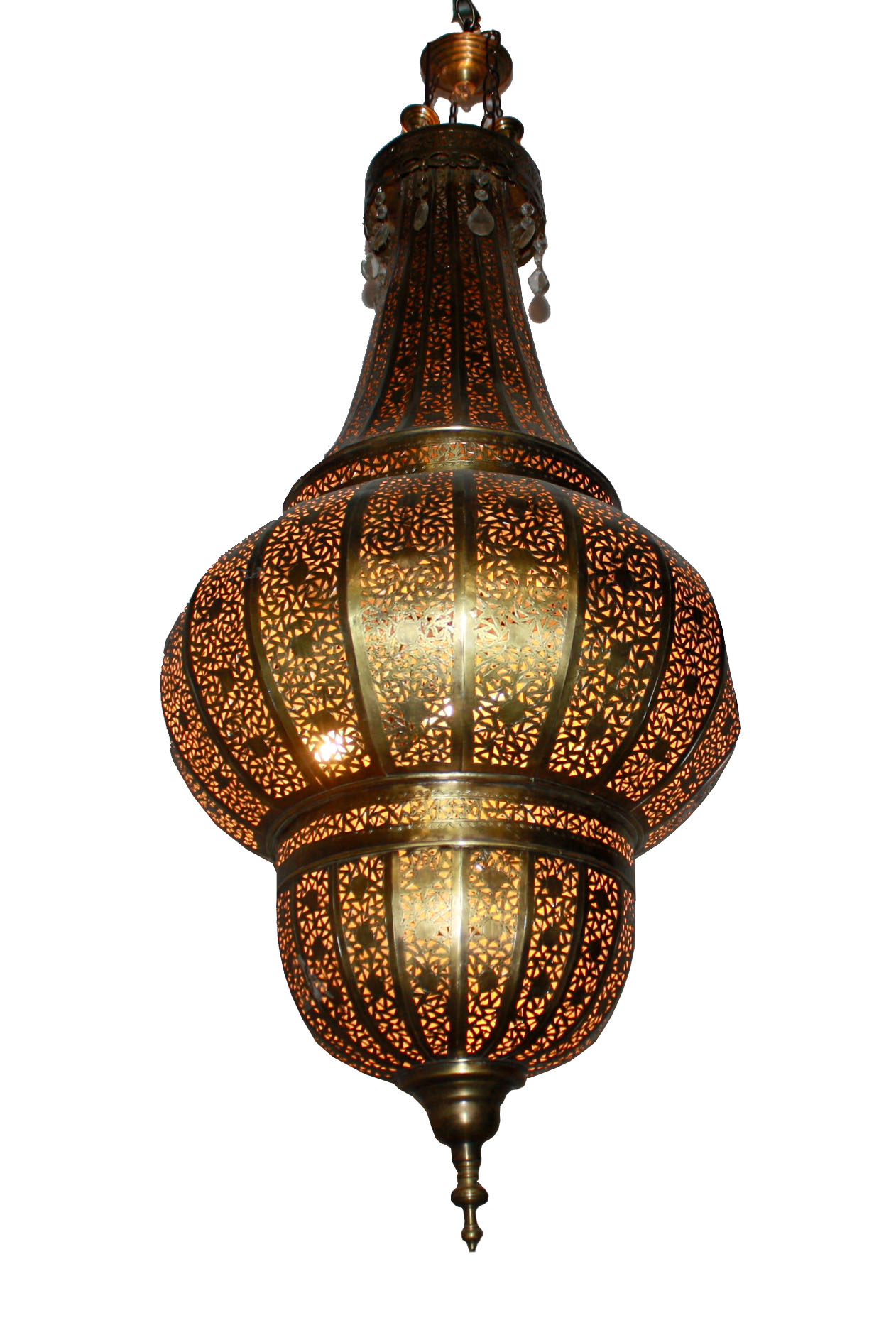 Moroccan Hand Punched Chandelier Moroccan Chandelier